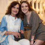 Jennifer Oliveira e Rosamaria Murtinho