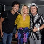João Felippe, Letícia Spiller e Armamndinho