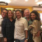 Jonja, Maria Raquel, Paulo, Chicô e Kitty