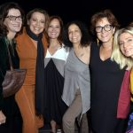Lícia Manzo, Ana Beatriz Nogueira, Claudia Netto, Stella Miranda, Angela Rebelo e Letícia Spiller