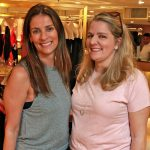 Laura Paes e Claudia Jannuzzi