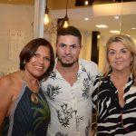 Lourdes Lira, Vagner Bento e Maria Gerbasi
