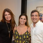 Márcia d'Avila, Maria Fernanda Albuquerque e Nelson Muniz