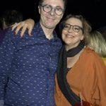 Marcelo Pies e Ana Beatriz Nogueira