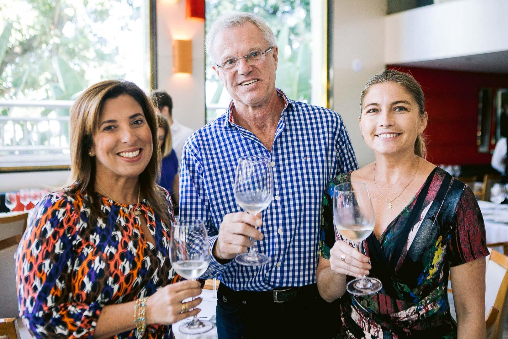 Hannover organiza almoço para lançar vinhos da chilena Estampa