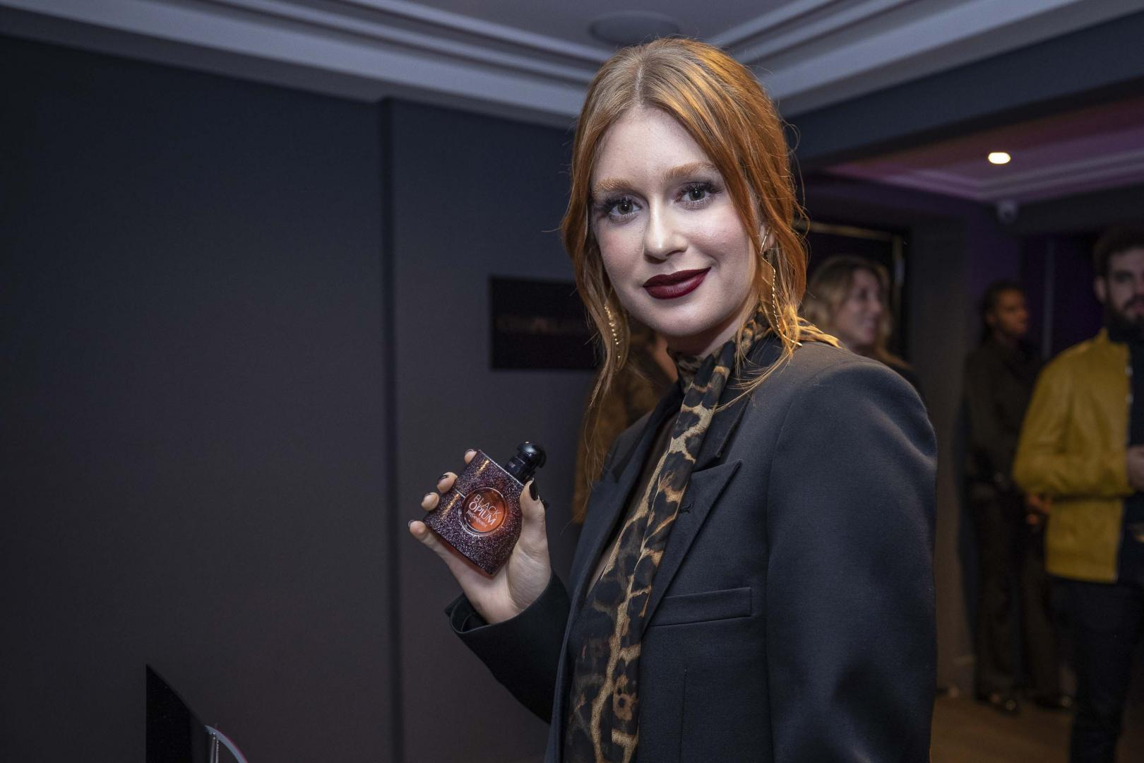 Marina Ruy Barbosa participa do primeiro evento de Yves Saint Laurent no Brasil