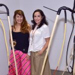 Myriam Glatt e Andréa Brown