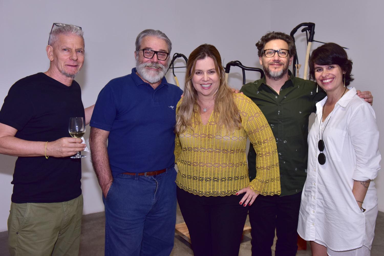 Claudio Cretti apresenta suas Quimeras em Ipanema
