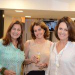 Patrícia Maciel de Sá, Ângela Palhares e Stella Ramos
