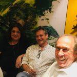 Mabel, Arthou, Paulo Reis e Paulo Simões