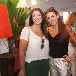 Renata Monteiro e Maria Pia Principe