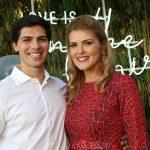Rodrigo Vaz e Claudia Lobo