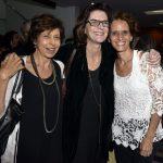 Stella Freitas, Licia Manzo e Cecília Lorenzo