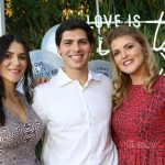 Tamara Vaz, Rodrigo Vaz e Claudia Lobo