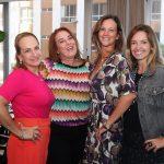 Tita Chame, Priscila Levinson, Viviane Caldas e Andréa Gerlach