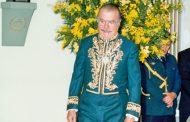 José Sarney entregará a espada a Ignácio de Loyola Brandão,  na posse do novo imortal da ABL