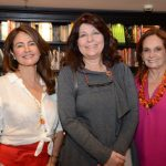 Ângela Rocco, Sônia Machado e Sueli Stambowsky