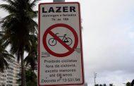 MP manda Guarda Municipal fiscalizar  o trânsito de bicicletas nas áreas de lazer da orla carioca