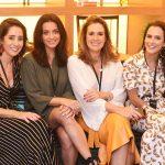 Antonia Leite Barbosa, Luiza Figueira de Mello, Renata Capucci e Joana Nolasco