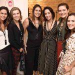 Elisa Kubelka, Grazia Franklin, Fabiana de Luna, Antonia Leite Barbosa, Melissa Jannuzzi e Joana Nolasco