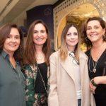 Ana Andreazz,a Anna Clara Tenenbaum, Paula Acioli e Tereza Duarte