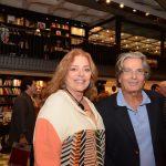 Ana Cecília Burle Marx e Marcio Roberto
