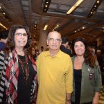 Ana Maria Tornaghi, Carlos Roberto e Ana Borelli