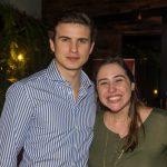 Andre Marinho e Livia Bento