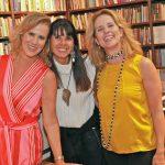 Andrea Ornellas, Rosana de Moraes e Mylene Saldanha