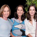 Bebel Niemeyer, Katia e Renata Leite Barbosa