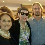 Belita Tamoyo, Yacy Nunes e Leandro Bellini