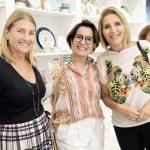 Beth Borges, Márcia torres e Eliane Cosse Freire
