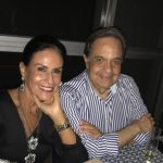 Beth Pinton Guimarães e Luiz Eduardo Fonseca