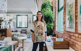 Leila Bittencourt realiza exposição na Casa Oba