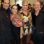 Bruno Cezario, Paula Almeida e Renato Vieira