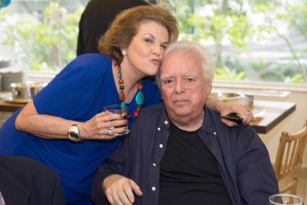 Carlos Leonam e eu: ele faz 80, fiz 70, e essa velha amizade tem quase 50 anos. Muito tempo, muitas histórias