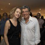Camila Morgado e Paulo Betti
