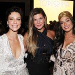 Camila Rodrigues, Cristiana Oliveira e Aline Riscado