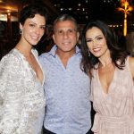 Camila Rodrigues, Eri Johnson e Suzana Alves