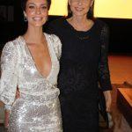 Camila Rodrigues e Silvia Pfeifer
