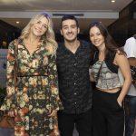 Christine Fernandes, Marcos Veras e Rosanne