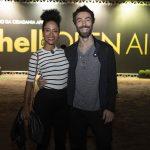 Cinara Leal e Rodrigo Pandolfo