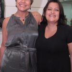 Claudia Pizarro e Thalita Leite