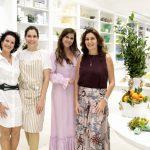 Claudia Terra, Bia Pedrini, Fabienne Bezerra e Roberta Limmer