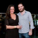 Elaine de Oliveira e Mario Vascon