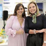 Fabienne Bezerra e Nina Kauffmann
