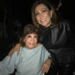 Gilda Gross e Anna Luiza Rothier