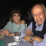 Gilda Gross e Cesarinho Goulart de Andrade