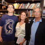 José Cavalcanti Roberto, Vera Andrade e Marcio Robertio