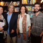 Kykah Bernardes, Marcio Roberto, Renata Bernardes Proença e Vitor Cunha